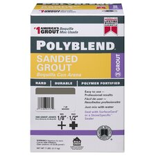 7 Lb Brown #50 Polyblend® Sanded Grout PBG507-4