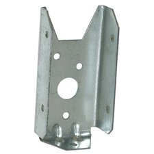 Triple zinc Fence Bracket