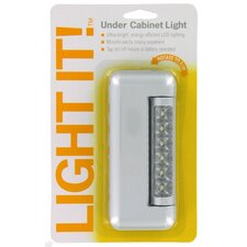 6 LED Under Cabinet Tap Light 20042-301