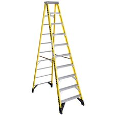 Fiberglass Step Ladder