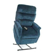 Classic Collection Medium 2-Position Lift Chair with Sewn Pillow Back