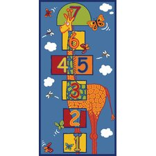 Play Carpet Hoppin' High In The Sky Kids Rug