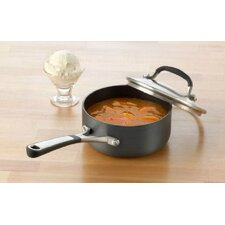 Simply Calphalon 1-qt. Saucepan with Lid