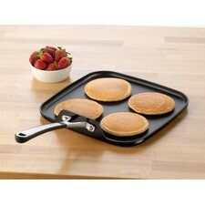 "Simply Enamel 11"" Non-Stick Griddle"