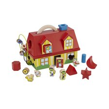 PBS Shape Sorter House