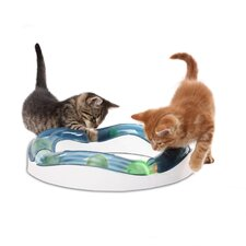 Catit Design Senses Speed Circuit Cat Toy