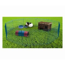 Living World Critter Playtime Small Animal Playpen