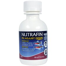 Nutrafin pH Adjuster Down Aquarium Supplement - 3.4 oz.
