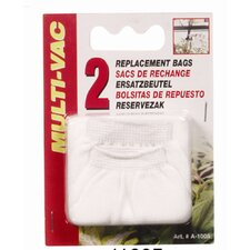 Marina Multi-Vac Replacement Bag - 2 Pack