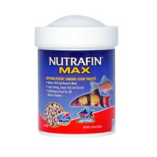 Nutrafin Max Sinking Tablets Fish Food