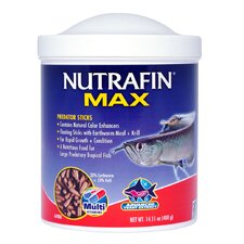 Nutrafin Max Predator Sticks Fish Food