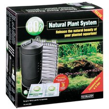 Nutrafin CO2 Natural Plant System with CO2 Supplementation Activator and Stabilizer