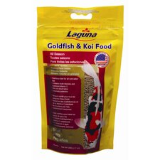 Goldfish and Koi Floating Food Small Pellet - 7 oz.