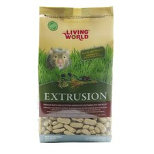 Living World Extrusion Hamster Food Bag