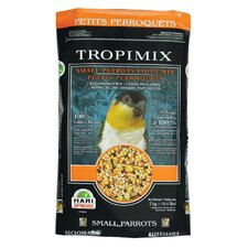 TropiMix Premium Food Formula for Small Parrot