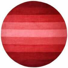 Aspect Red Stripes Rug