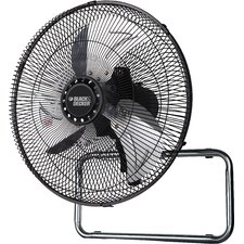 "Black and Decker 16"" High Velocity Fan"