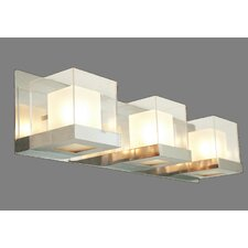 Narvik 3 Light Bath Vanity Light