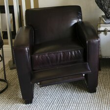 Brady Top Grain Leather Reclining Chair