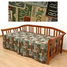 Road Trip Twin Daybed Cover