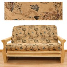 New World 5 Piece Full Futon Cover Set