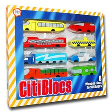 8 Piece Citicars Set