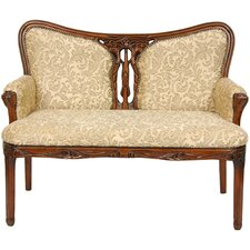 Cotton Loveseat