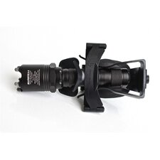 Cyclops-Quick Detach Belt Light Holder in Black