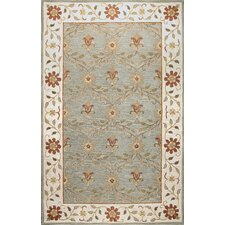 Venezia Adhar Light Green Rug