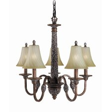 Vergennes 5 Light Chandelier