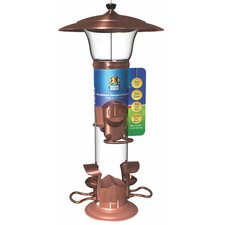 Radiant Tube  Bird Feeder