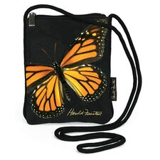 Slim Shoulder Butterfly Tote Bag