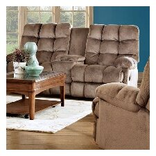 Brownsville Console Reclining Loveseat
