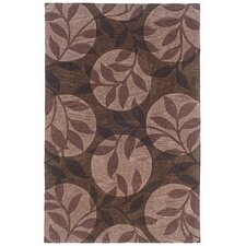 Fashion Brown Rug