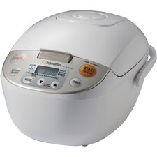 Advanced Fuzzy Logic Steamer and Rice Cooker