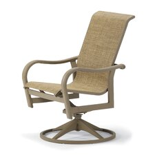 Ocala Swivel Dining Arm Chair