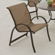 Aruba II Stacking Dining Arm Chair