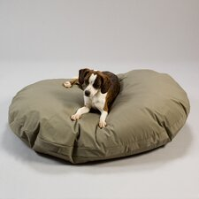 Water-Resistant Oval Pet Bed