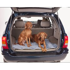 Luxury SUV Dog Mat in Microvelvet