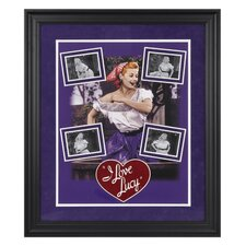 "I Love Lucy ""Grape Stomping"" Framed Presentation - 23"" X 19"""