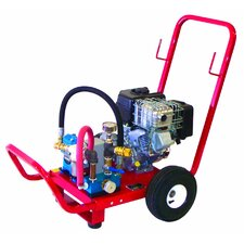 5.5 HP Gas Powered Twin Piston Hydrostatic Test Pump