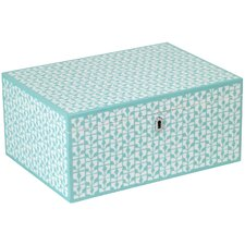 1970 Collection Diva Rectangle Jewelry Box