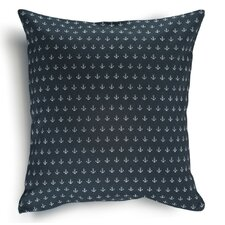 Anchor Cotton Pillow Cover