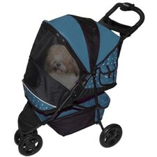 Special Edition Pet Stroller in Blueberry