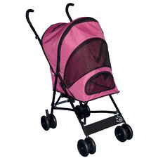 Travel Lite Pet Stroller in Pink