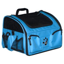 Bike Basket 3-in-1 Pet Carrier in Ocean Blue