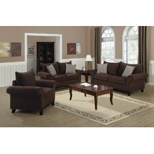 Chenille Living Room Collection
