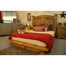 Alpine Heirloom Platform Bed