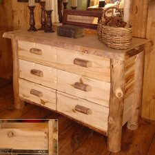 Silver Creek 6 Drawer Dresser