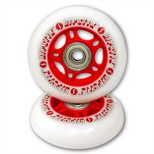 RipStik Caster Board Replacement Wheel Set in Red (Set of 2)